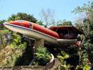 Căn nhà độc đáo được cải tạo từ chiếc máy bay cũ Boeing 727