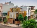 KTS tự thiết kế ngôi nhà 3 tầng chi phí 600 triệu ở Hải Dương