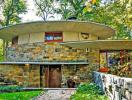 Ghé thăm ngôi nhà hình nấm do KTS vĩ đại Frank Lloyd Wright thiết kế