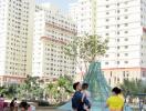 Tín dụng bất động sản và xây dựng giảm về mức 15,5%