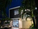 Nhà đẹp 2 tầng làm từ garage cho cặp vợ chồng trẻ Sài Gòn