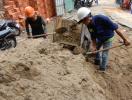 Hải Phòng: Giá cát xây dựng tăng nhẹ 10-20%
