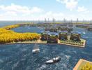 Thành phố nổi – Giải pháp bảo vệ môi trường và đối phó với nước biển dâng