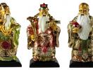 Tượng Phúc - Lộc - Thọ, biểu tượng phong thủy không thể thiếu dịp năm mới