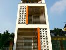 Bộ 3 giếng trời đem lại nắng gió cho ngôi nhà ống hẹp ở Hà Nội