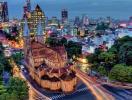 Tp.HCM đặt mục tiêu trở thành đô thị hạt nhân của Đông Nam Á