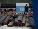 Giá thép bật tăng trước tin đồn Trung Quốc kéo dài thắt chặt sản lượng