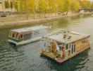 Hai nhiếp ảnh gia đi khắp châu Âu trên nhà thuyền tự chế