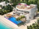 7 khách sạn cao cấp xinh đẹp bên bãi biển