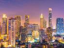 Thận trọng khi phát triển BĐS gần đường mới ở Bangkok