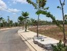"""Khu Tây Sài Gòn: Nhà đầu tư """"đón sóng"""" đất nền phân lô dịp giáp Tết"""