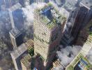 Nhật Bản lên kế hoạch xây dựng tòa nhà bằng gỗ cao nhất thế giới