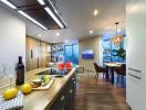 Thiết kế căn hộ chung cư hài hòa theo phong cách Á - Âu