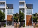 Gợi ý cách trang trí mặt tiền nhà hẹp