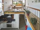 Cải tạo nhà cũ thành không gian sống hiện đại, thoáng sáng
