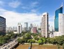 Thị trường văn phòng tại Đông Nam Á đang trên đà tăng trưởng