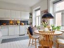Xu hướng màu sắc nội thất phòng bếp trong năm 2018