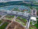 Tp.HCM ban hành quy chế quản lý quy hoạch, kiến trúc KĐTM Thủ Thiêm