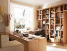 Gợi ý cách thiết kế văn phòng làm việc tại nhà