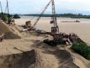 Chính phủ chỉ đạo chống đầu cơ, tích trữ, tăng giá cát sỏi