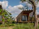 Hòa mình vào thiên nhiên với nhà gỗ tí hon xinh xắn ở Israel