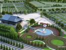 Hoa viên nghĩa trang sinh thái - Cơ hội đầu tư BĐS sinh lợi bền vững