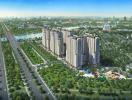Công ty Nhà Mơ chính thức ra mắt tháp Sapphire dự án Dream Home Riverside