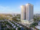 Nhiều dự án căn hộ trung cấp ra hàng trong quý II/2018