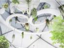 Ngôi nhà chọc trời có thể gấp gọn hoặc kéo dài với số tầng tùy ý