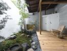 Truyền thống và hiện đại hòa quyện trong ngôi nhà Nhật hơn trăm tuổi