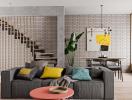 Trang trí nhà đẹp hoàn mỹ bằng màu sắc và ánh sáng tự nhiên