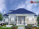 Những mẫu thiết kế nhà đẹp từ 3-5 phòng ngủ tiết kiệm chi phí
