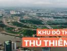 Khu đô thị Thủ Thiêm được điều chỉnh quy hoạch ra sao sau 25 năm?