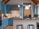 Gợi ý thiết kế tủ bếp theo phong cách hiện đại