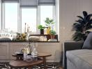 Thiết kế căn hộ cực ấn tượng cho vợ chồng trẻ