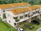 Sức hút của nhà phố, biệt thự mini giá 1,3 tỷ tại Bình Dương