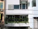 Nhà phố gần trung tâm Hà Nội có không gian thoáng đãng như ở quê