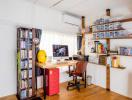 Ghé thăm căn hộ siêu nhỏ, siêu xinh của gia đình 3 người tại Nhật Bản