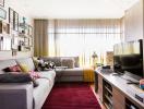 Học cách bài trí căn hộ đẹp như khách sạn dù diện tích chỉ 25m2