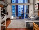 Cải tạo phòng trọ thành căn hộ đáng mơ ước
