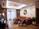 Căn hộ 130m2 đẹp như khách sạn sau cải tạo