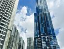 Cận cảnh tòa nhà cao nhất Việt Nam mới mọc tại Tp.HCM