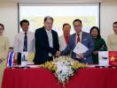 Bcons ký kết hợp tác chiến lược với Tập đoàn Thái Lan