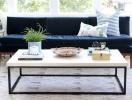 12 mẫu bàn cà phê đẹp cho phòng khách