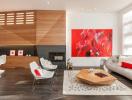 Ngôi nhà hiện đại sử dụng nội thất phá cách và tinh tế