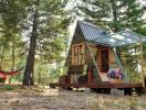 Ngôi nhà nghỉ dưỡng nhỏ xinh với chi phí chưa tới 18 triệu đồng