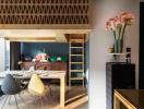 Thiết kế thông minh của căn hộ 20m2 tại Hồng Kông