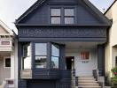 """Ngôi nhà """"hai mặt"""" cực cuốn hút ở San Francisco"""