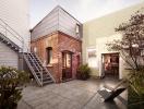 Ngôi nhà gạch chỉ 8m2 ở Mỹ với lối thiết kế cực ấn tượng