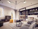 Những ý tưởng thiết kế căn hộ lỗi thời không nên áp dụng
